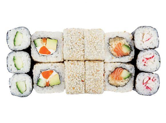 sushi set r3 sushi express. Black Bedroom Furniture Sets. Home Design Ideas