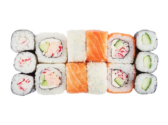 sushi set r6 sushi express. Black Bedroom Furniture Sets. Home Design Ideas