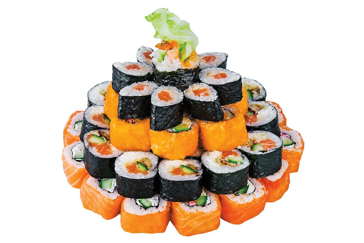Big Sushi Cake Sushi Express